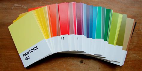 paint matching system the world of pantone full of color rhyme and reason design