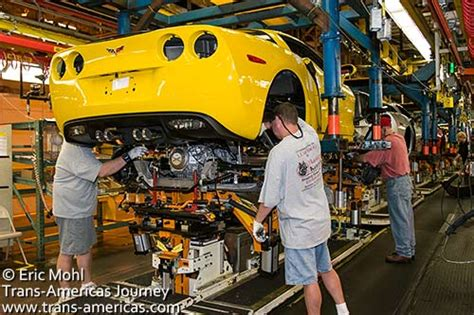 corvette plant bowling green kentucky corvette assembly plant tour corvette museum kentucky