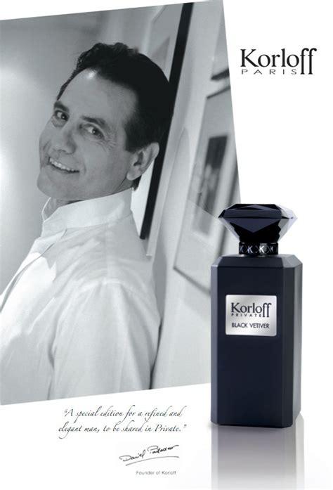 Parfum Korloff black vetiver korloff perfume a fragrance for
