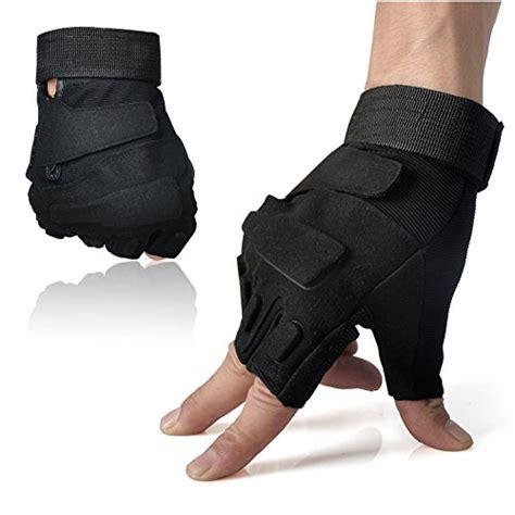 Glove Mpact Half Fingger Od trendenz half finger fingerless tactical gloves size l color black buy in uae misc
