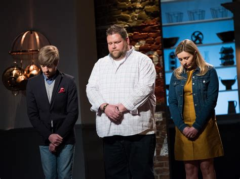 food network one on one with the finalist to