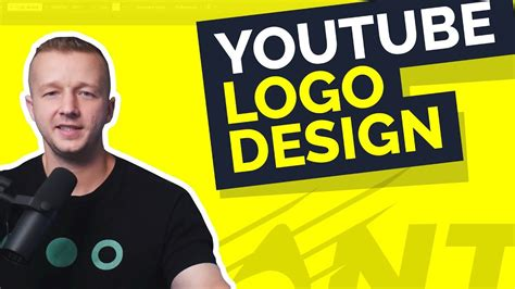 Designing A Logo For My Next Youtube Channel Youtube Channel Thumbnail Template