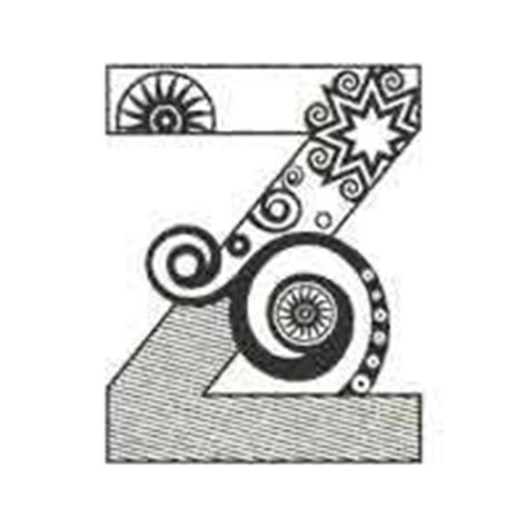 abstract letter coloring pages letter z 187 alphabet coloring