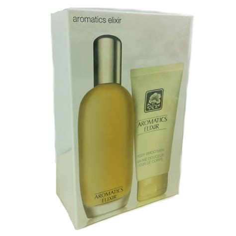Clinique Aromatic Elixir For 100ml clinique aromatics elixir perfume 100ml lotion 75ml