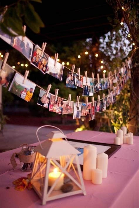 30 Wedding Photo Display Ideas You'll Want To Try