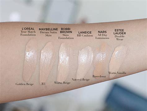 Maybelline Satin Foundation let s talk liquid foundation bloom