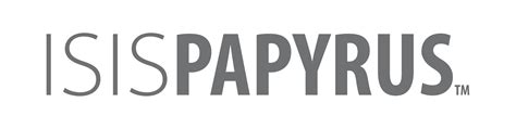String Font - file isispapyrus text logo jpg wikimedia commons