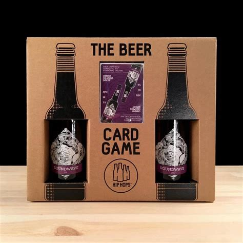 Brewery Gift Cards - hip hops card game and craft beer gift set by hip hops notonthehighstreet com