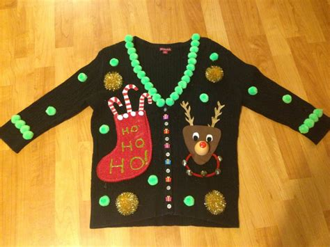 how to make an ugly christmas sweater diy tips ugly