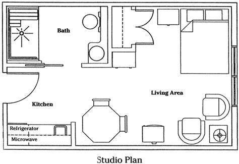 Small Space Floor Plans | practical living buying from and understanding floor