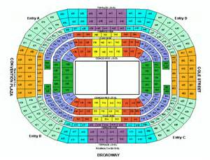 map of dome seating edward jones dome tickets edward jones dome nashville