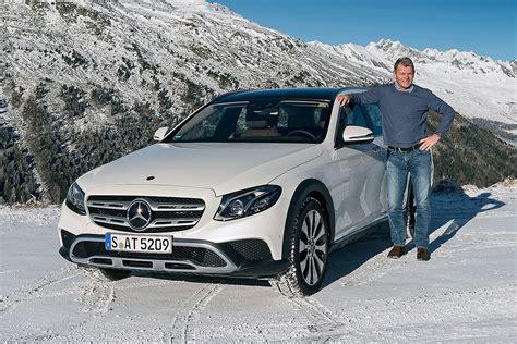 Autobild E Klasse Test by Mercedes E Klasse All Terrain 2016 Im Test Fahrbericht