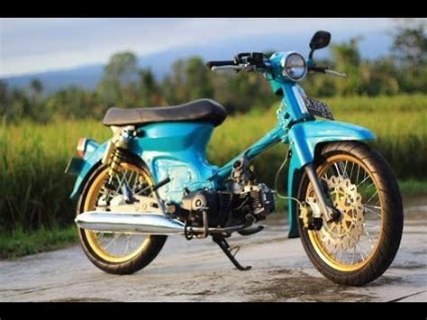 Honda C70 Basic Grand motor trend modifikasi modifikasi motor honda c70