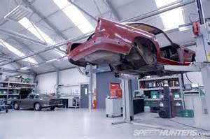 Aston Martin Workshop Aston Martin Works The Power Of Heritage Speedhunters