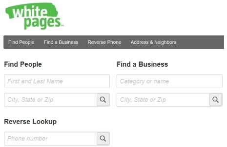 White Pages Address Look Up Finder In Canada Search In Canada