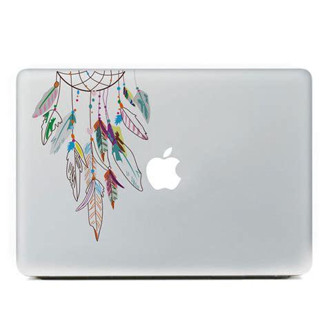 Garskin Skin Laptop Cover Stiker Stiker Laptop 01 color dreamcatcher wind chimes indian feather vinyl decal