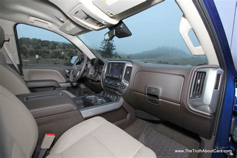 silverado upholstery 2014 chevy truck interior autos post