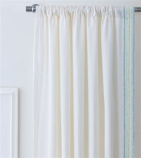 shell curtain niche luxury bedding by eastern accents breeze shell