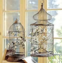 la cage 224 oiseaux d 233 corative tendance shabby