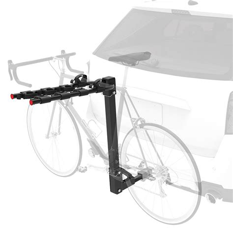 Pro Series Bike Rack by Pro Series 174 Translite Hitch Mount Bike Rack