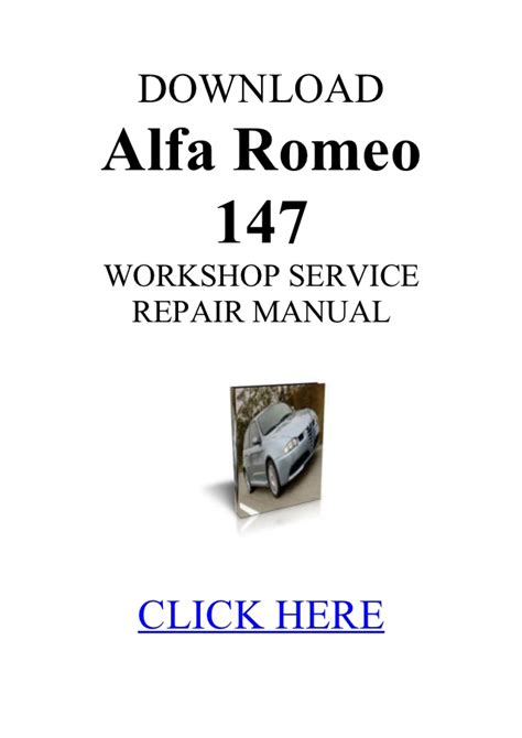 how to download repair manuals 1992 alfa romeo spider free book repair manuals alfa romeo 147 1 6 ts potrosnja