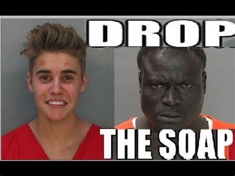 justin bieber black guy jail meme justin bieber meets big bubba in jail cell footage
