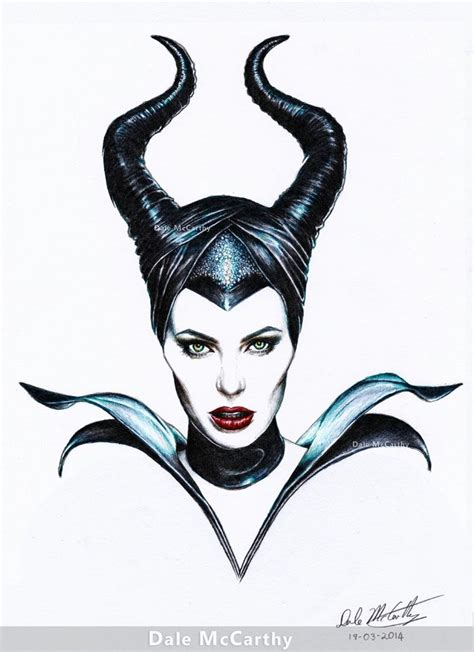 angelina jolie maleficent tattoo maleficent once upon a dream by dalemc1988 deviantart