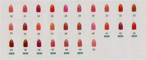 Warna Lipstik Wardah Dan Nya wardah make up series