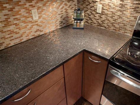 Granite Countertop Exles inspired exles of granite kitchen countertops hgtv