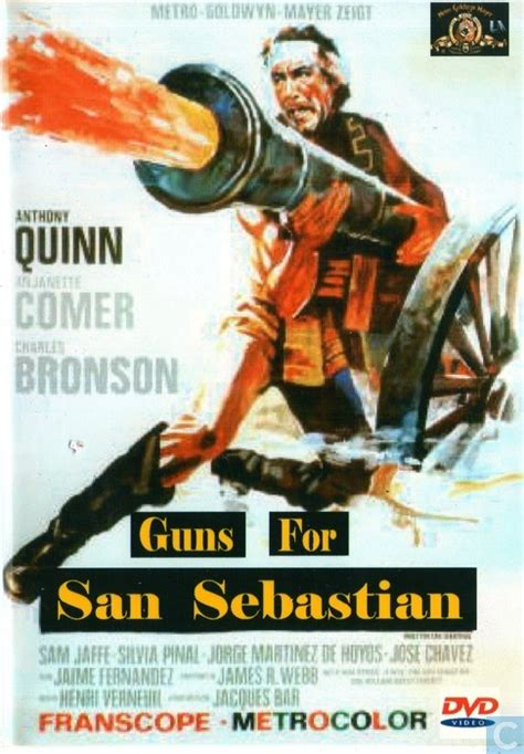 film semi bluray guns for san sebastian dvd catawiki
