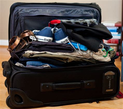 Packing My Bags by The Everyday Minimalist Living With Less But Only The Best