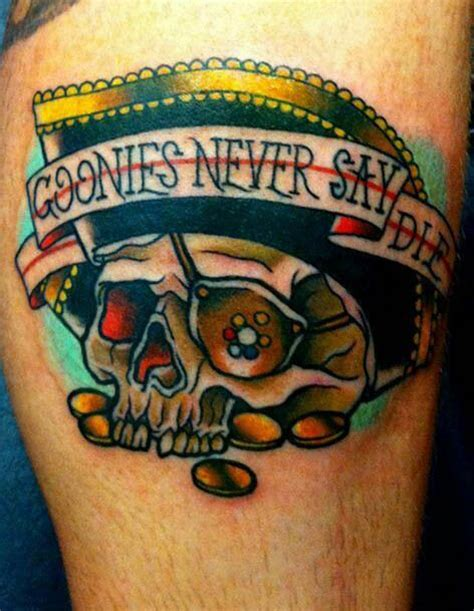 goonies tattoo the world s catalog of ideas