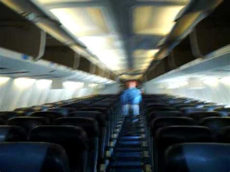 Thomson 757 Cabin by Boarding Cook 757 200 Part 2