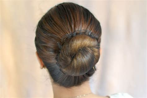 how to do a miltary bun with long hair wikihow to make a military bun via wikihow com