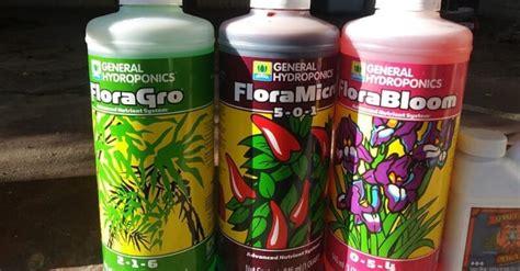 hydroponics nutrients liquid fertilizer  maximize