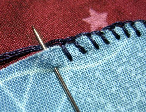 how to applique how to blanket stitch an applique 7 steps with pictures
