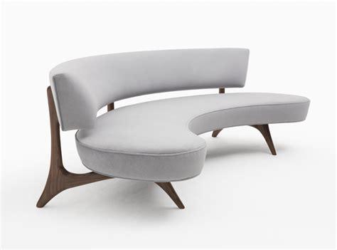 curve sofa modern contemporary curve sofa allmodern thesofa