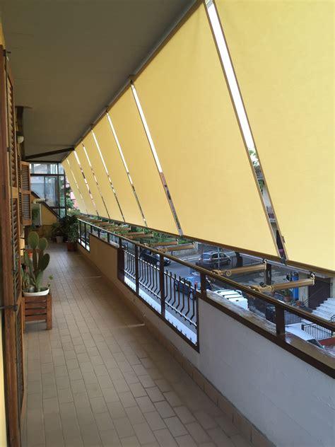 tende da sole terrazzo tende da sole per balcone