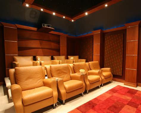 home theatre design home theater contemporary  theater