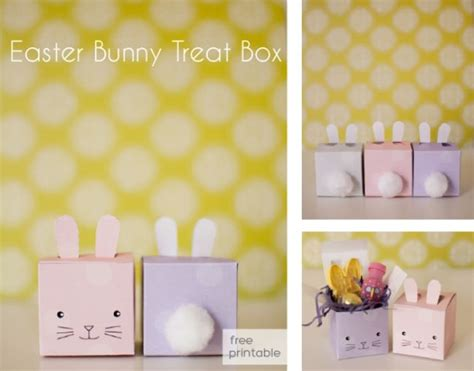 templates for easter boxes 38 easy easter basket tutorials to make free templates