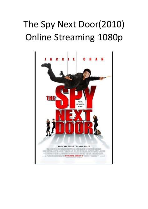 film bioskop action comedy the spy next door 2010 online straming 1080p film action