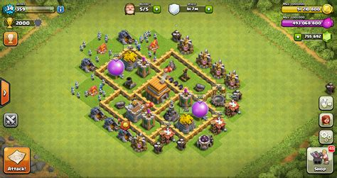 layout coc untuk th 7 coc town hall level 11 2017 2018 best cars reviews