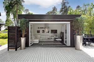 Enclosed Pergola Pictures by Hagestue Google S 248 K Garden Houses Pinterest Gardens