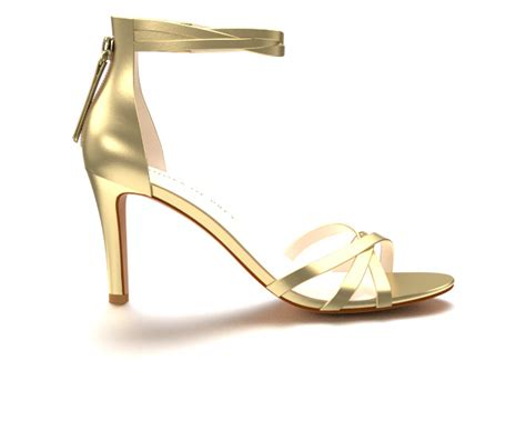 High Heels Gold go with gold high heels with comfort
