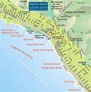 laguna california map california map laguna