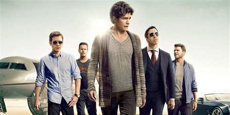 entourage  trailer   poster