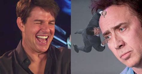 tom cruise meme tom cruise gets shown memes about tom cruise totally