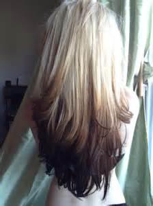 colour hair lighter on bottom jade s blog westwood hair reverse ombre