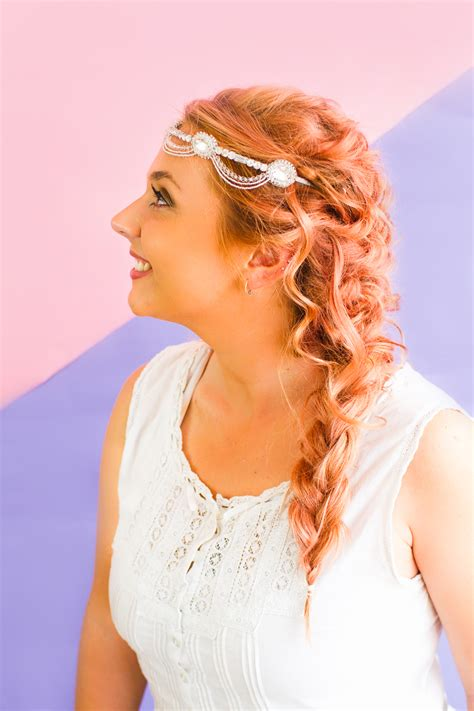 wedding hairstyles using a headband how to wear wedding headband with hairstyle wedding