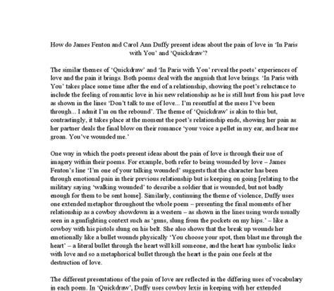 Havisham Poem Essay by Answer The Question Being Asked About Miss Havisham Essay